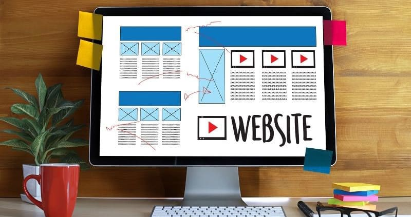 web design tips for your rental company